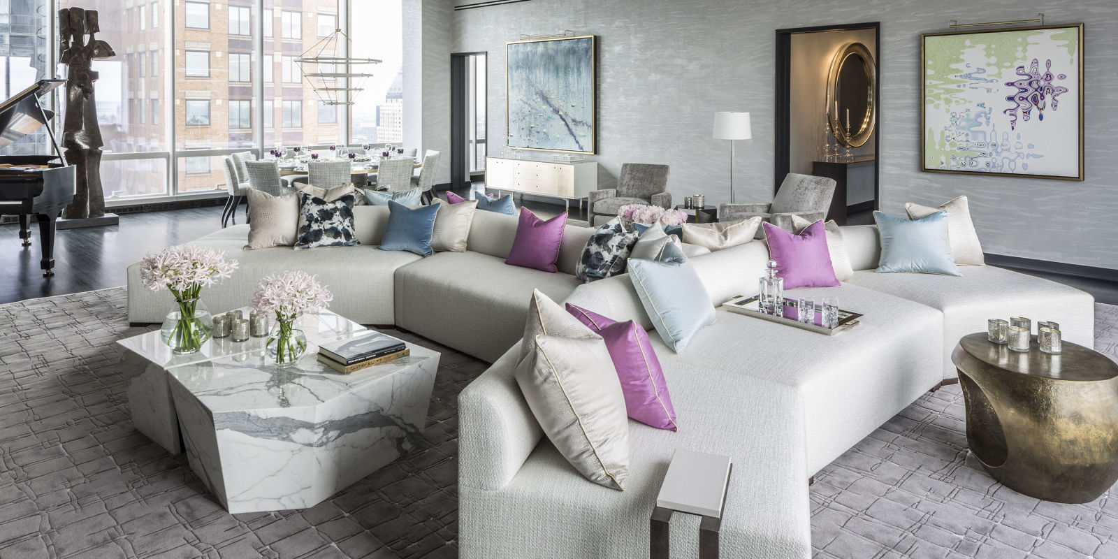 Most expensive apartment in new york city sold for 100 for Most expensive apartment nyc