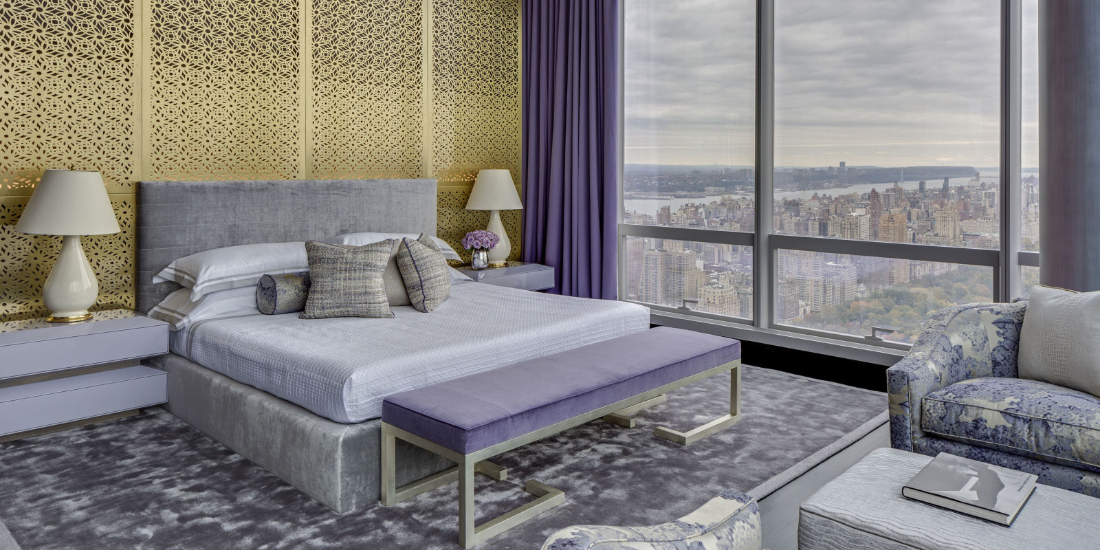 Most expensive apartment in new york city sold for 100 for Million dollar apartments nyc