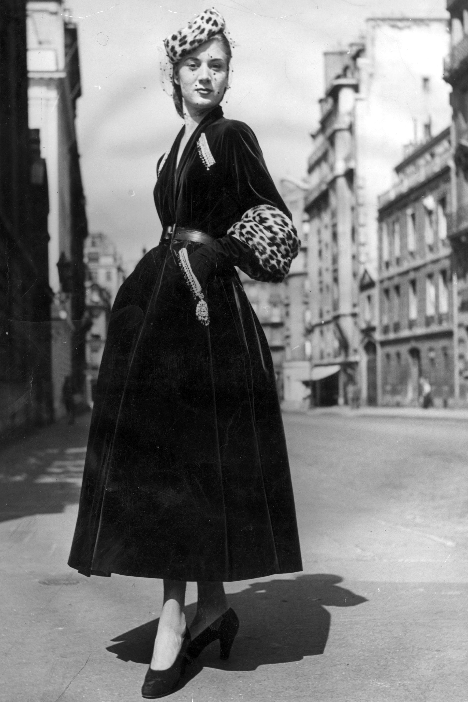 Christian Dior 39 S New Look 1940 39 S Vintage Dior Fashion Photos