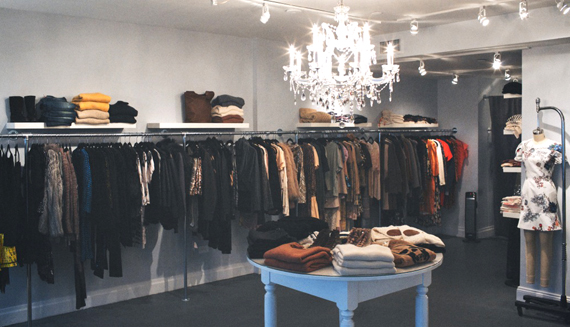Upper east side clothing stores