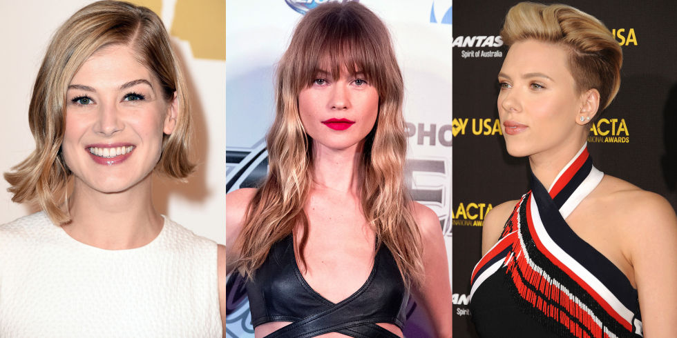 Pleasant 15 Spring Haircuts 2015 Best Celebrity Hairstyles For Spring Hairstyles For Women Draintrainus