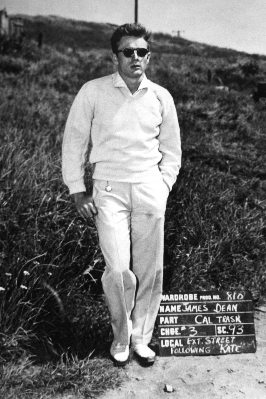 James Dean Vintage Photos - James Dean Style
