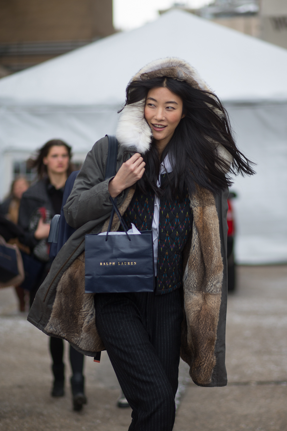 Best New York Fashion Week Street Style Fall 2015 Nyfw Street Style