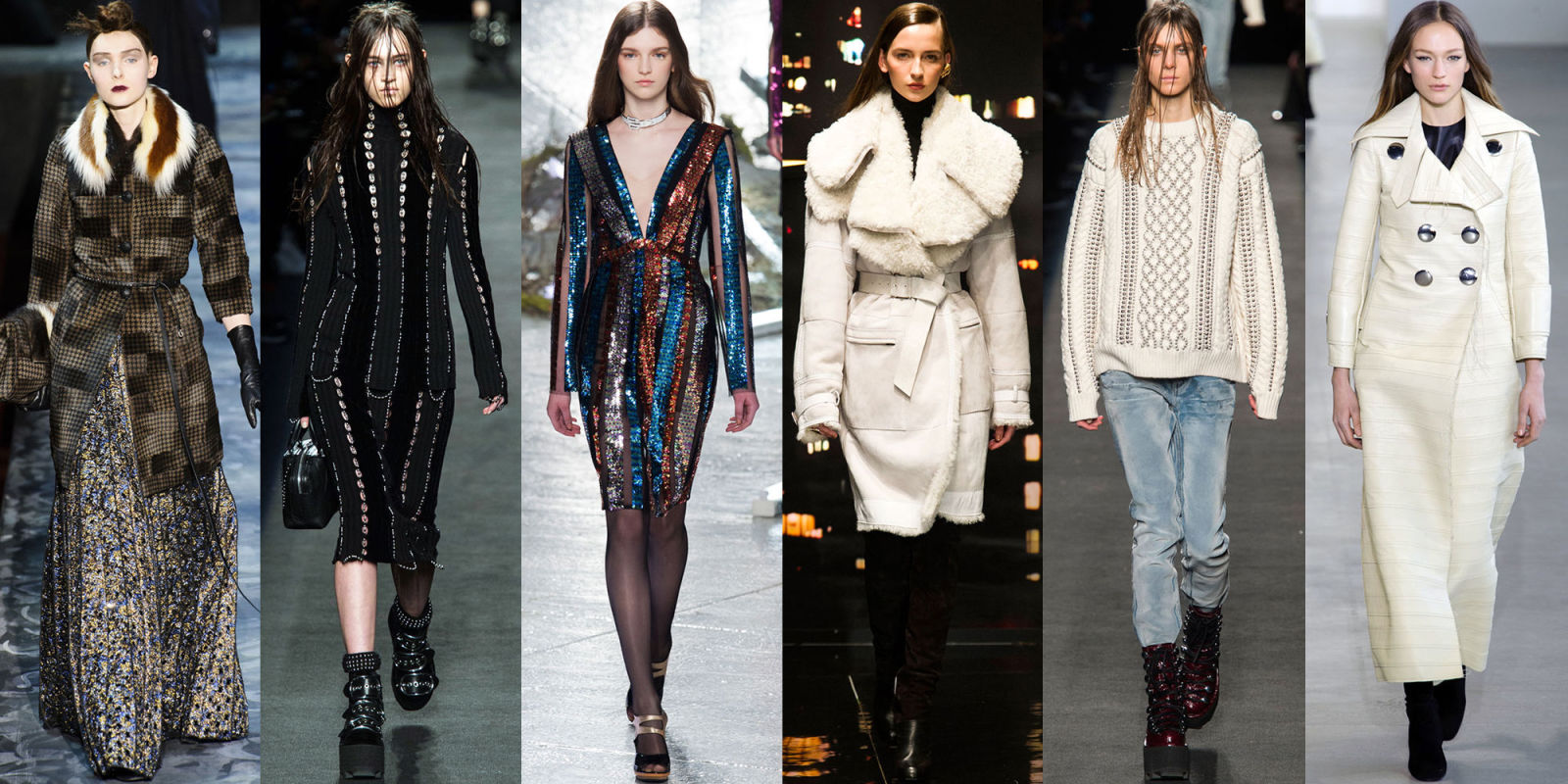 Fall 2015 fashion trends from the runway new york fashion week