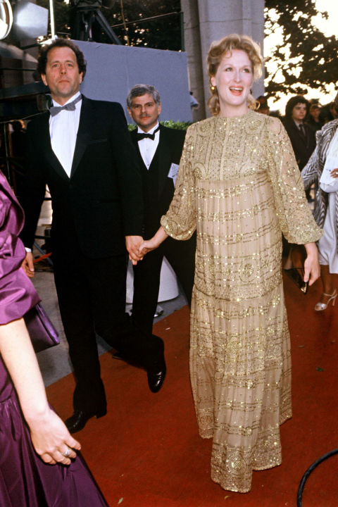 Meryl Streep in Christian Leigh for Sophie's Choice