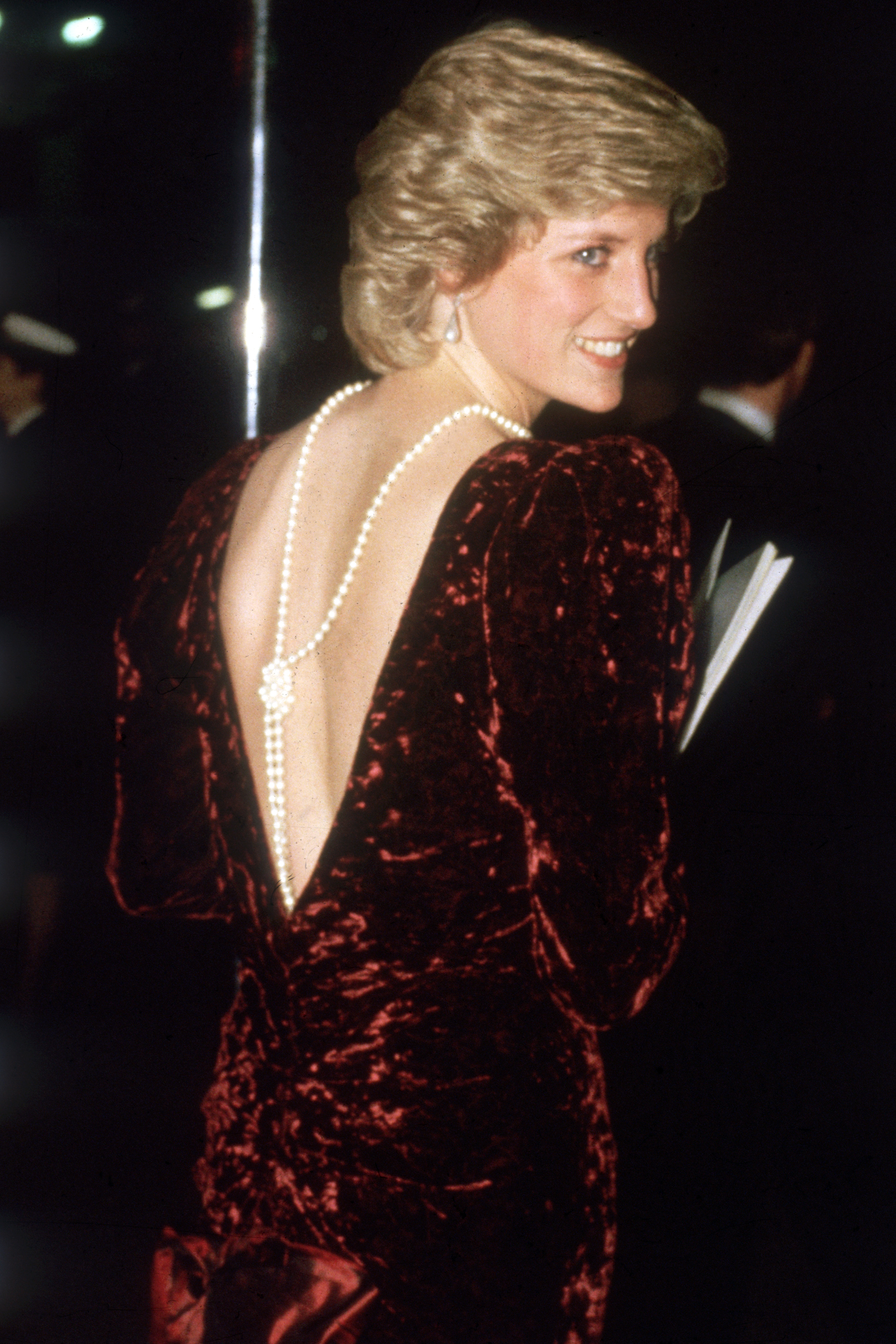 34 Backless Gowns On The Red Carpet Celebrities In