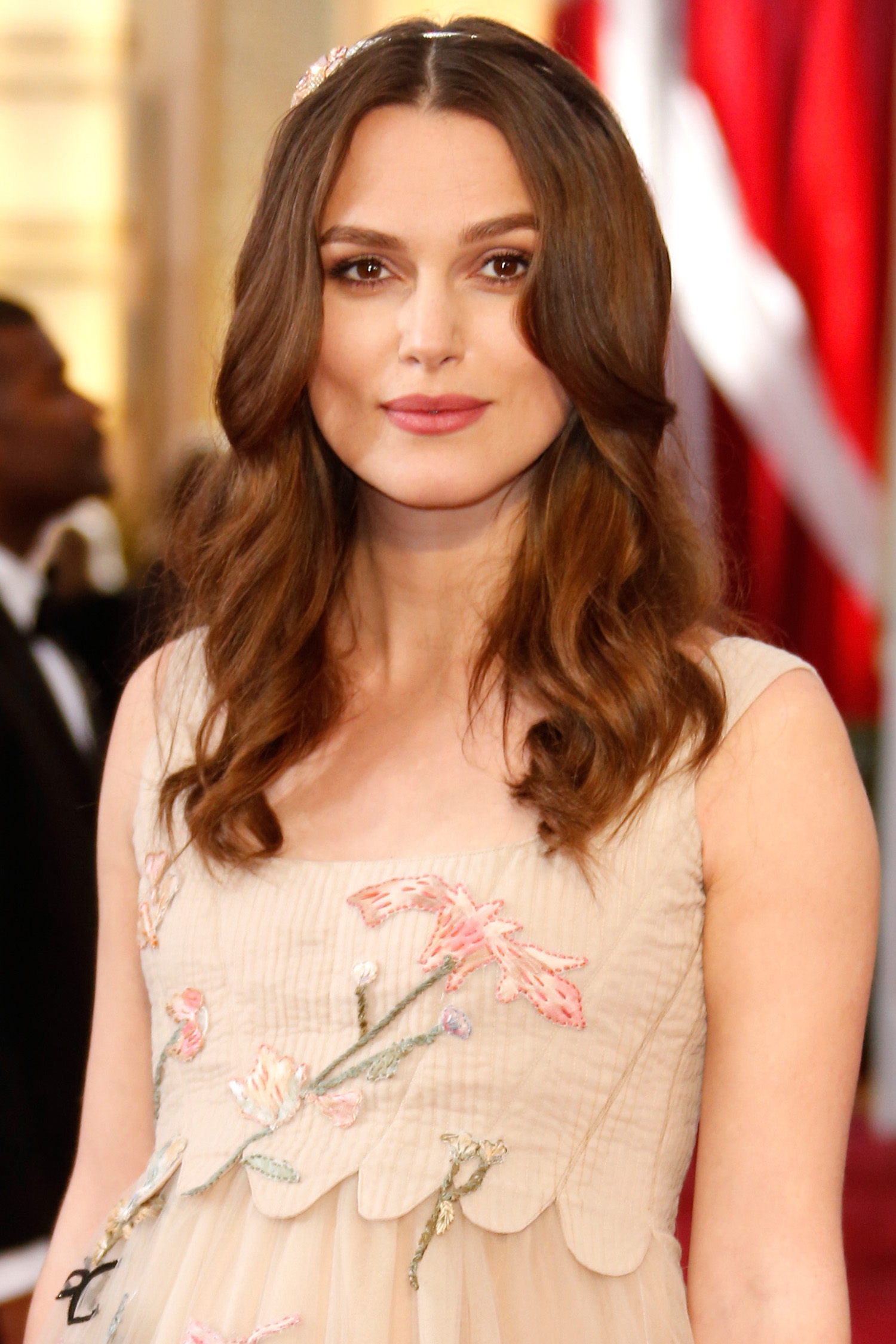 Oscars 2015 Best Beauty Looks - Celebrity Hair and Makeup ... Keira Knightley