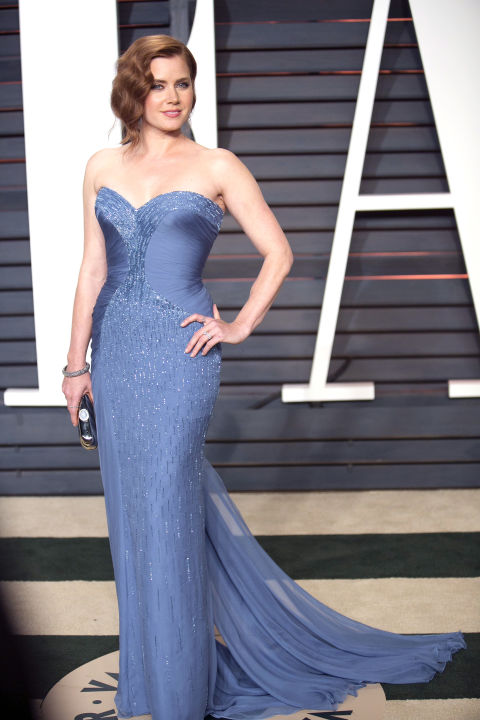 Amy Adams in Atelier Versace
