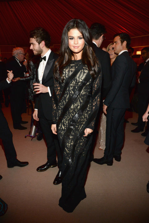 Selena Gomez in Louis Vuitton