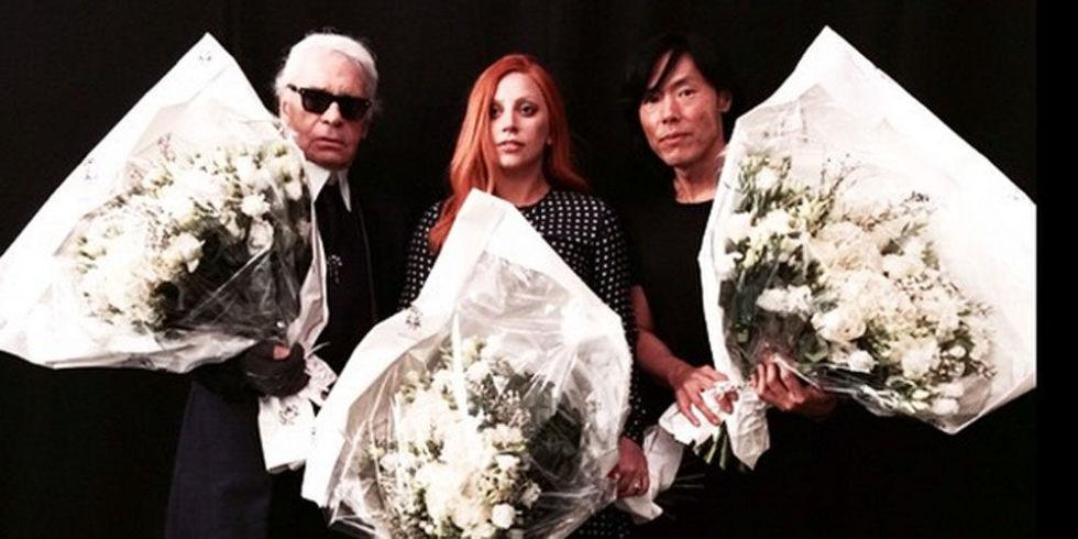 Lady Gaga's Paris Fashion Week Diary
