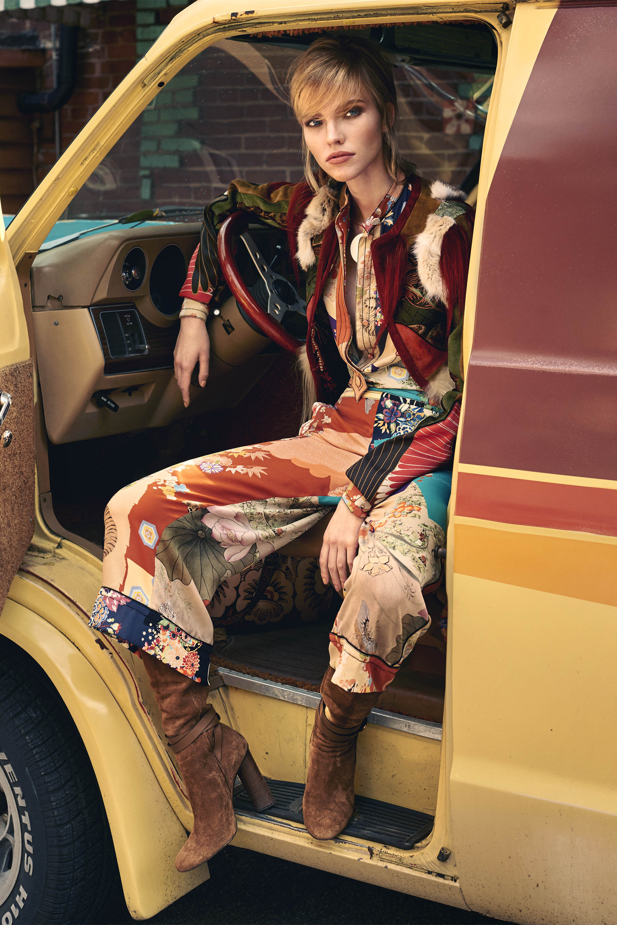 Bohemian and '70s fashion trend for spring 2015   bohemian fashion ...