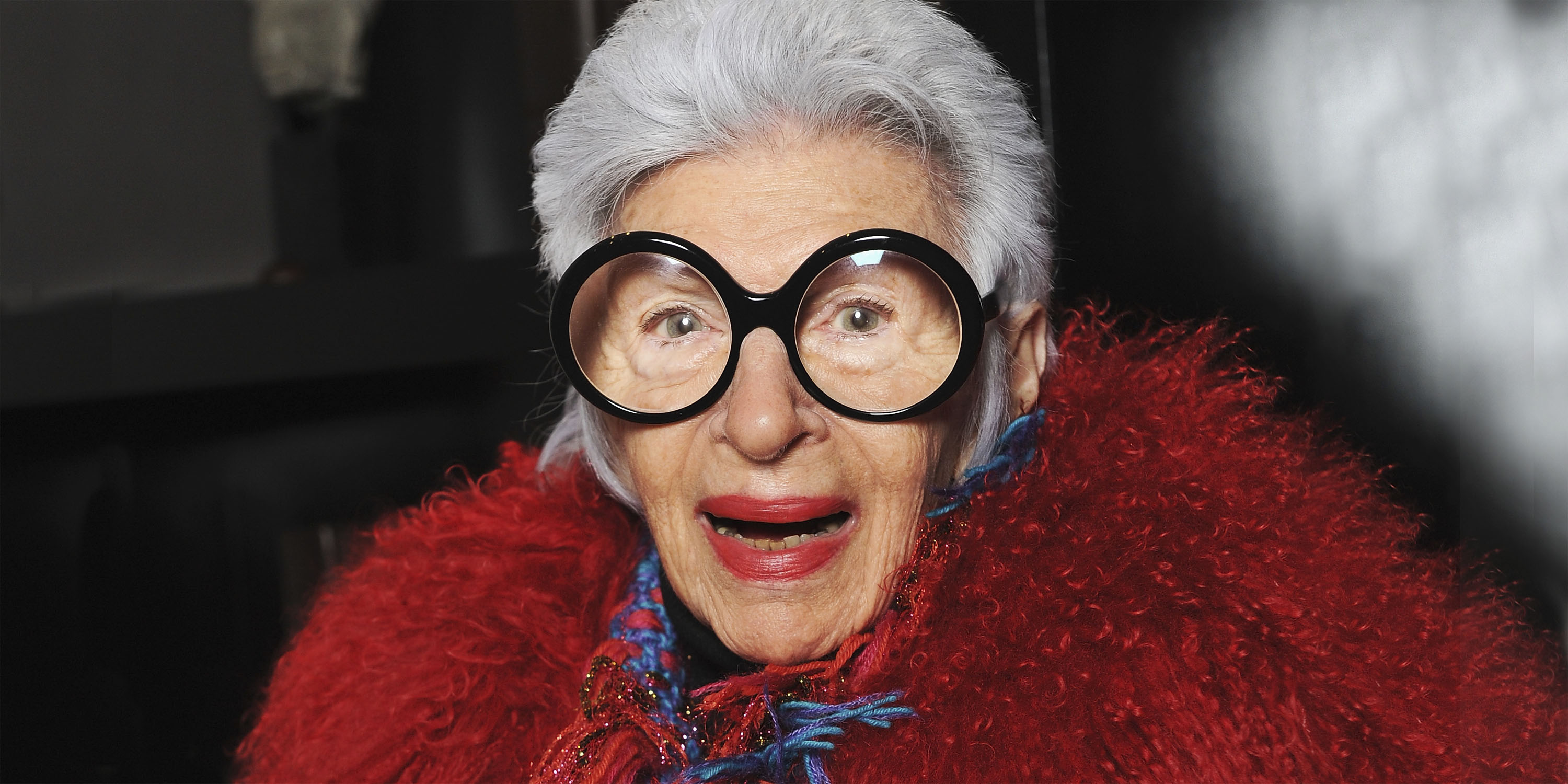 Iris Apfel Gives Fashion And Style Advice Iris Apfel Movie