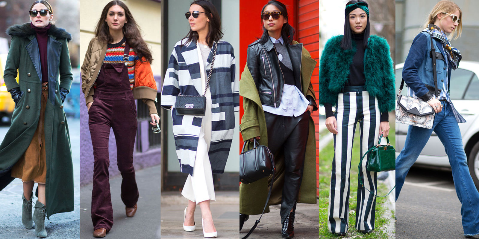 The Top Street Style Trends Spotted At Fall 2015 Fashion Week Street Style Trend Report Fall 2015