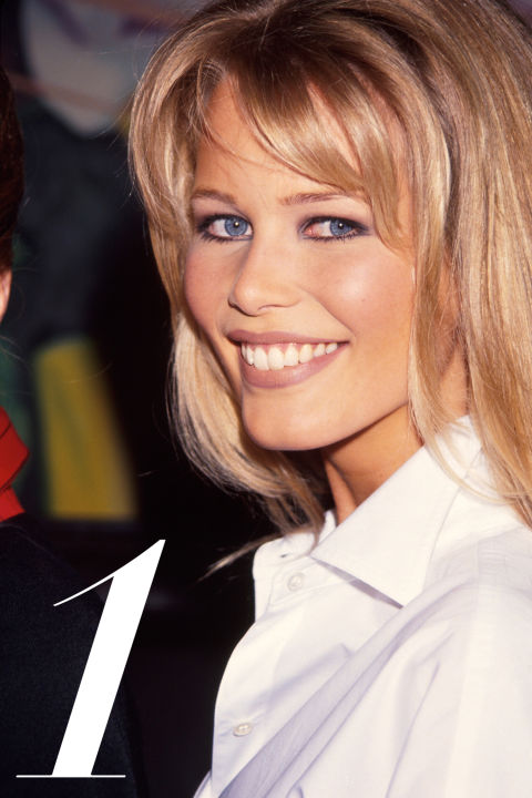 Beauty Icons Of The 90s Best Nineties Supermodels And