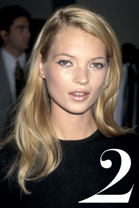Beauty Icons of the 90s - Best Nineties Supermodels and - 90S Womens Hairstyles