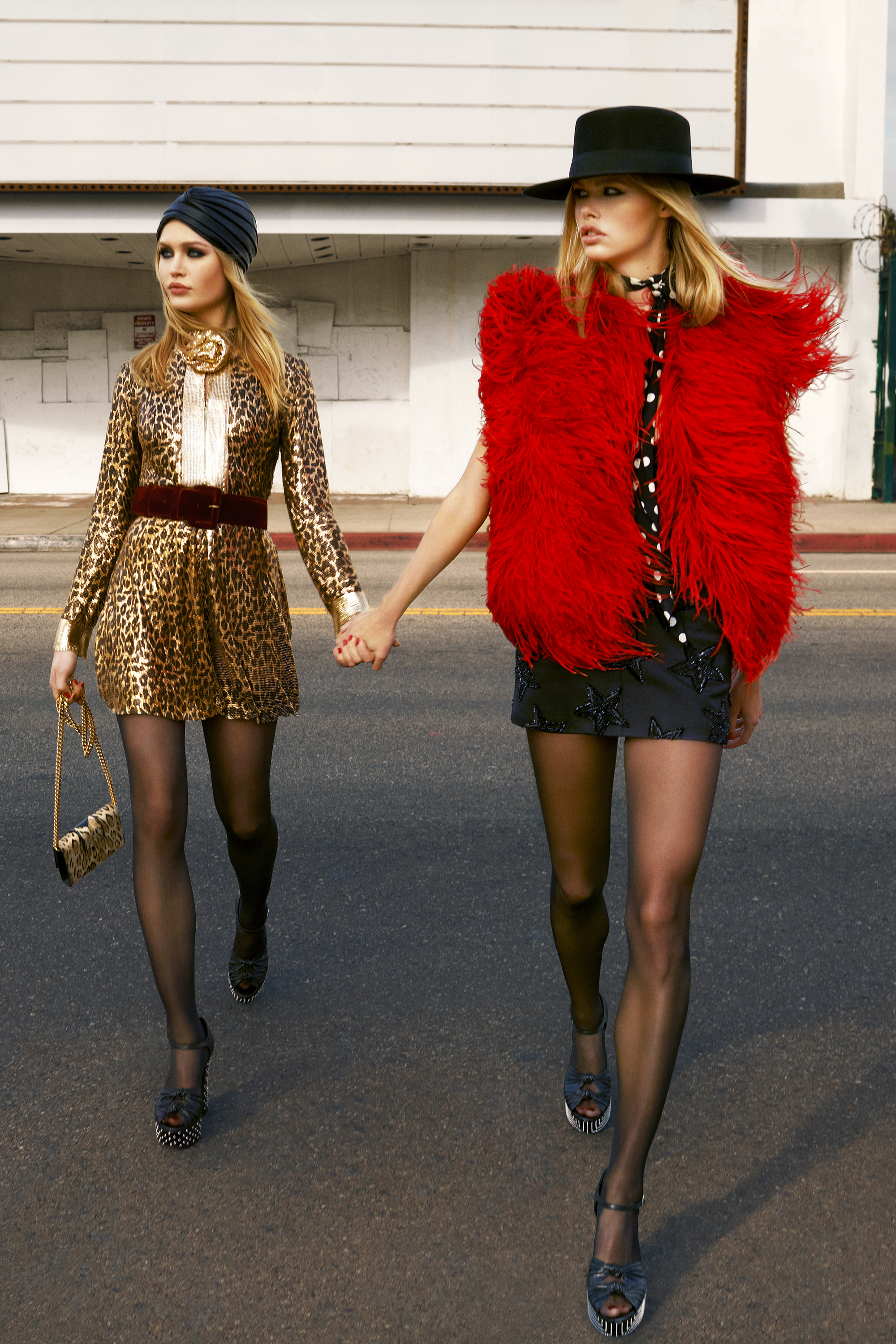 70s Glam-Rock Inspired Fashion Trend for Spring 2015 ...