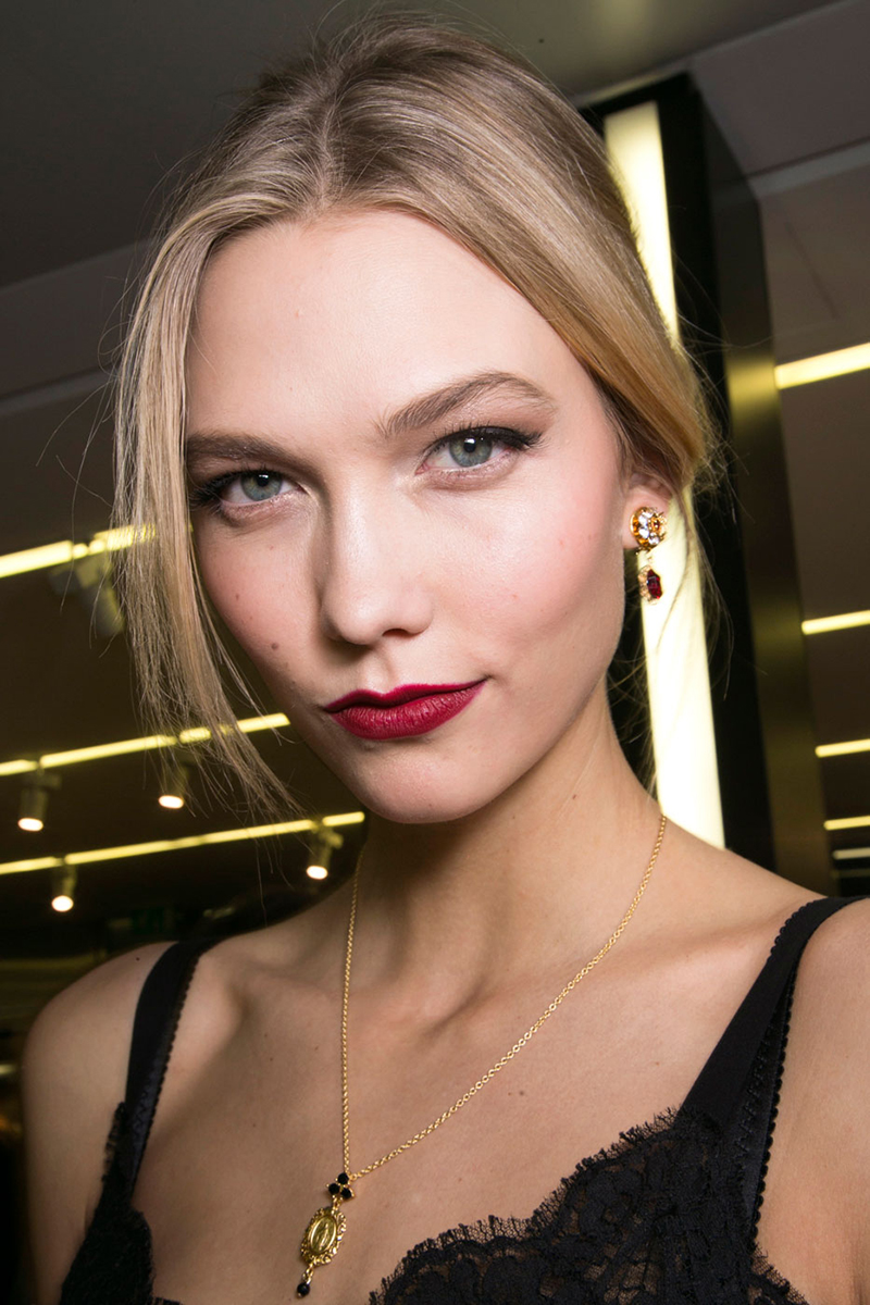 Best Fall Makeup 2015 - New Runway Makeup Trends for Fall 2015