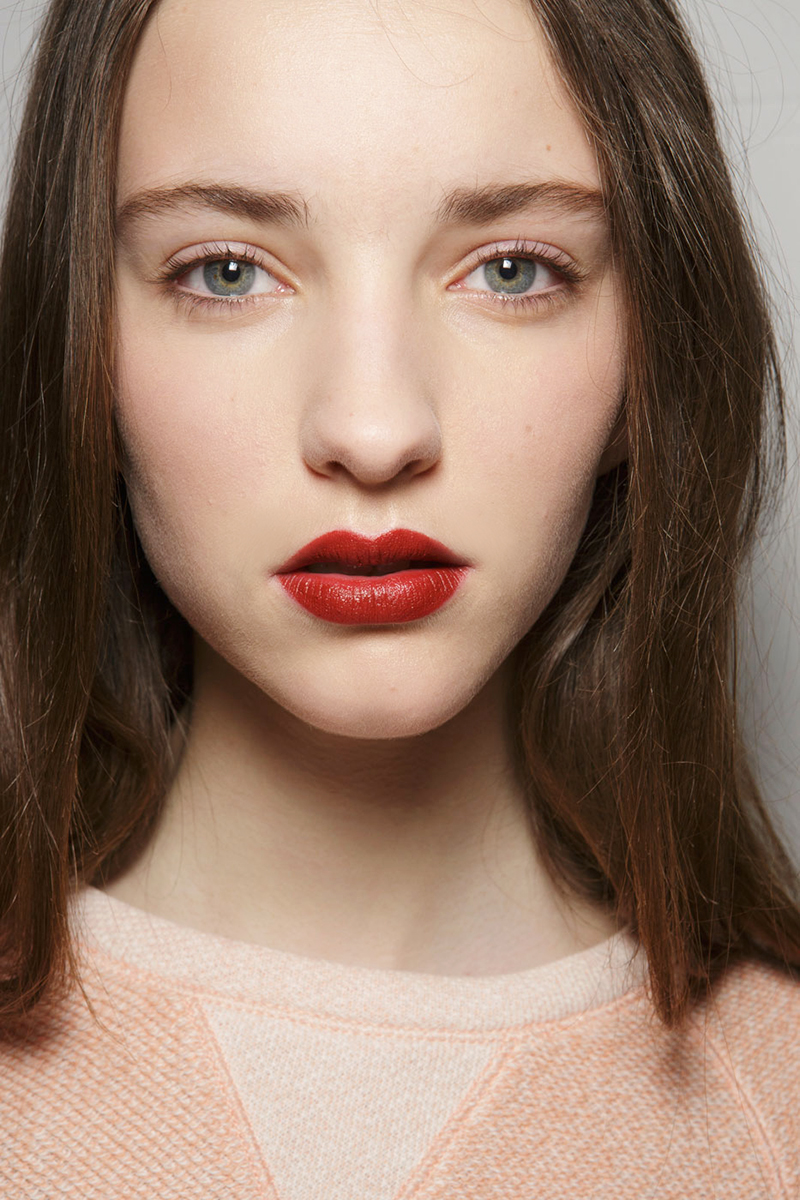 New Runway Makeup Trends For Fall 2015