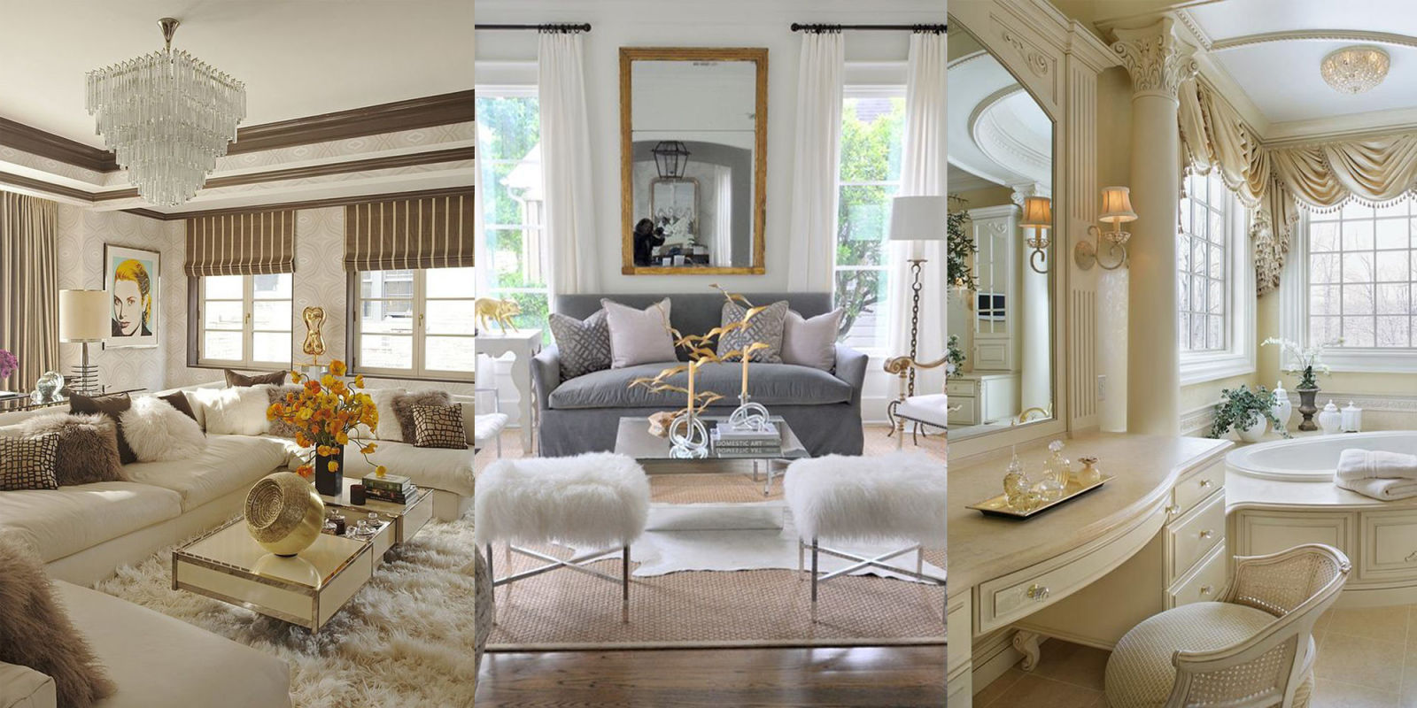 Glam Interior Design Inspiration To Take From Pinterest How To Decorate You