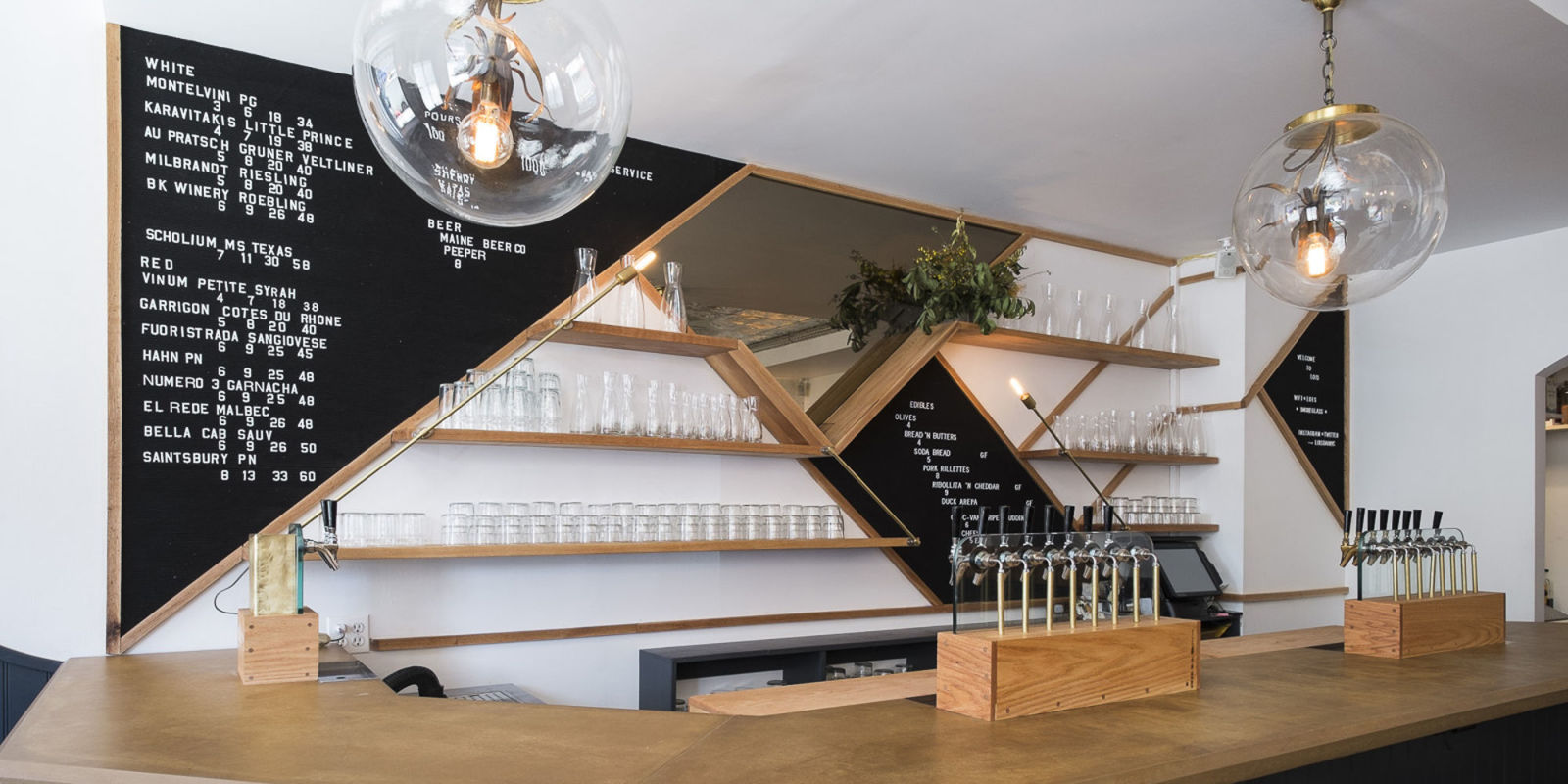 Lois is The First Draft Wine Bar To Open in New York City ...