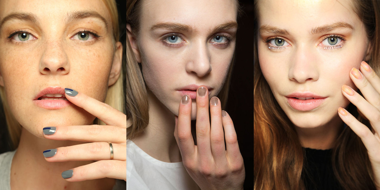 Modern 2015 Nail Polish Trends Collection - Nail Art Ideas ...