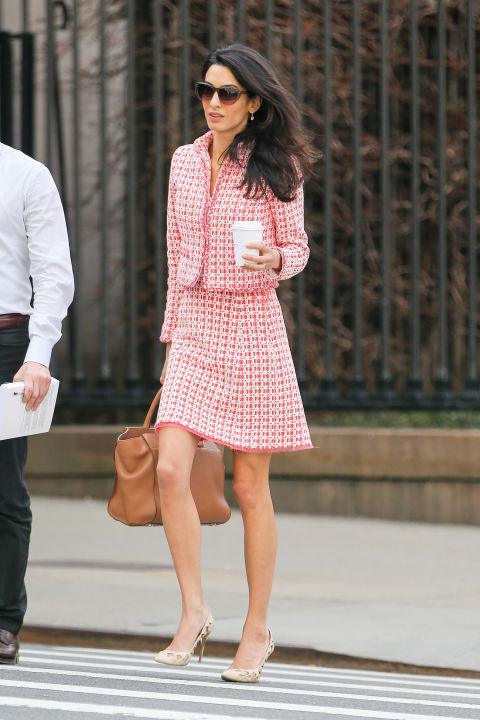 Amal Clooney 39 S Best Looks Pictures Of Amal Clooney 39 S Top Fashion Moments