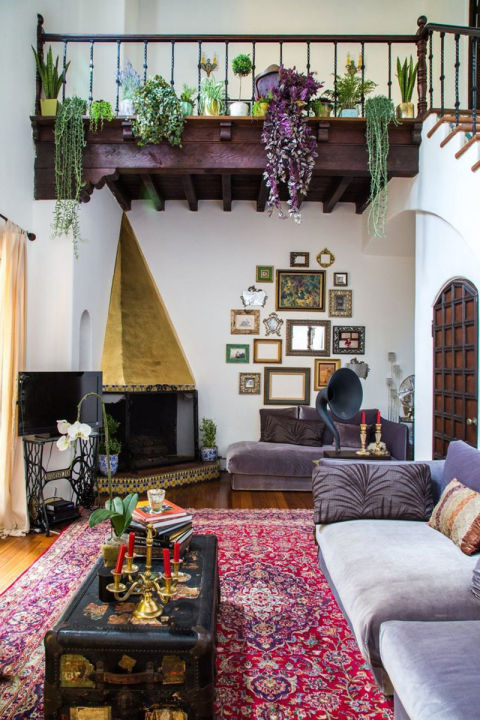 Bohemian chic interior design bohemian interior design trend and ideas