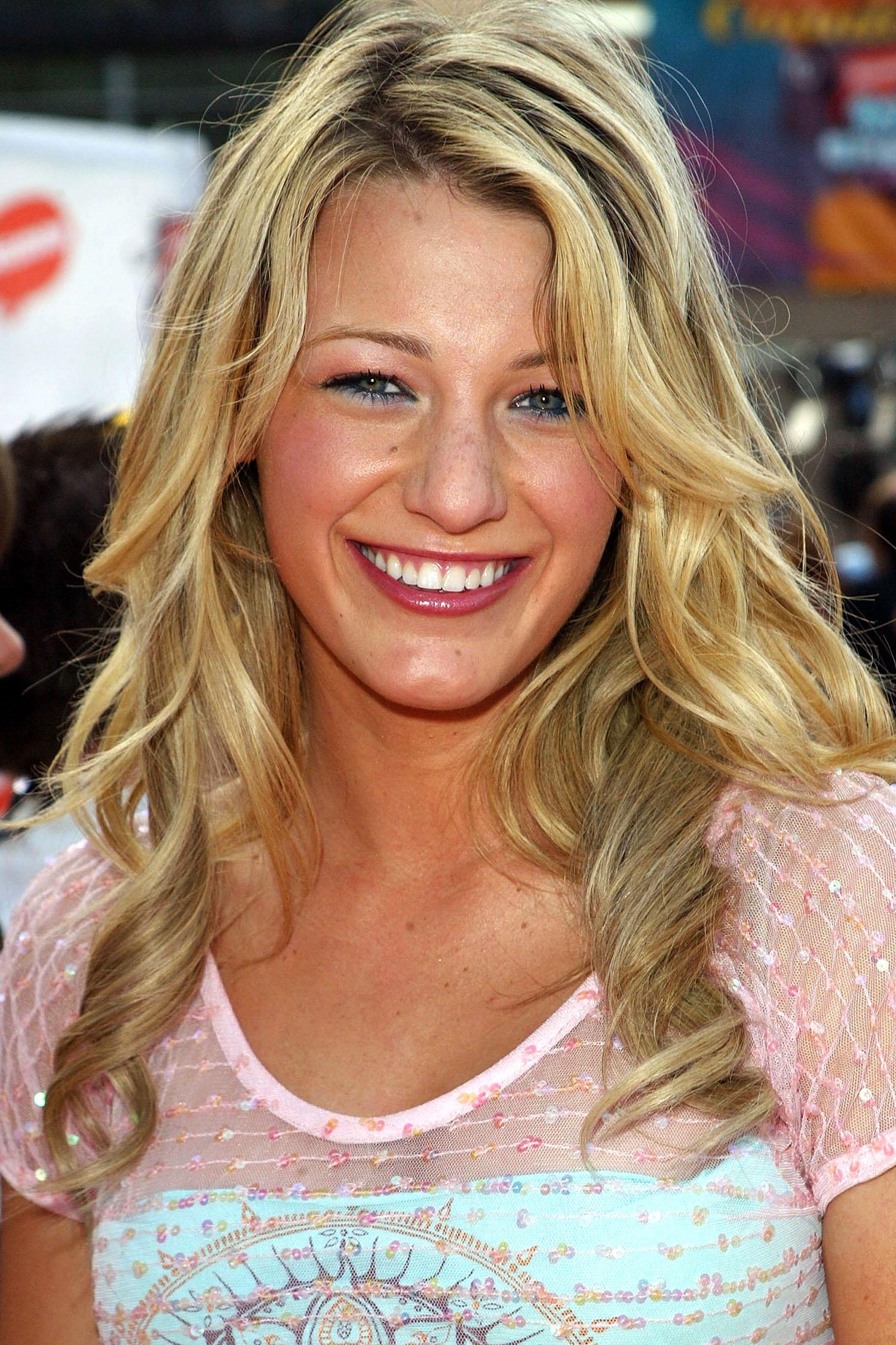 Blake Lively's Beauty Evolution in 36 Looks-Blake Lively's ...