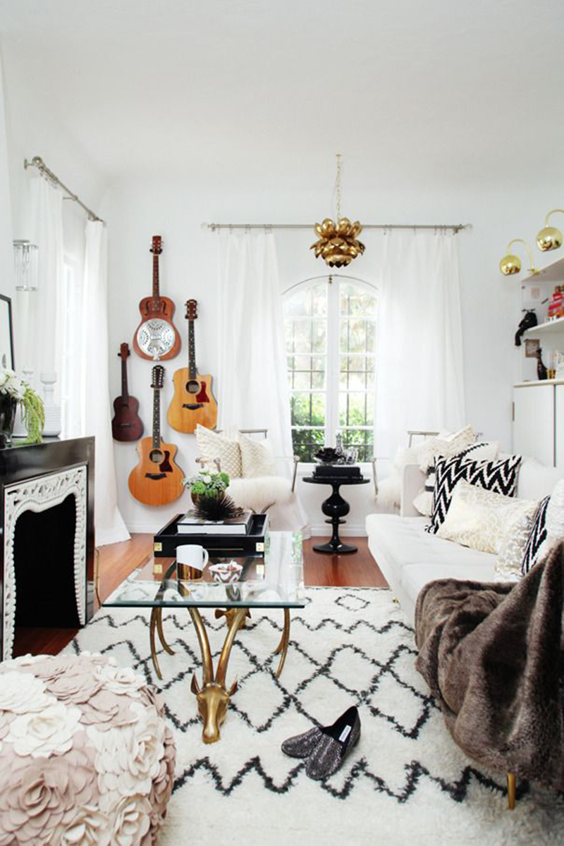 Bohemian chic style decorating bohemian interior design trend and