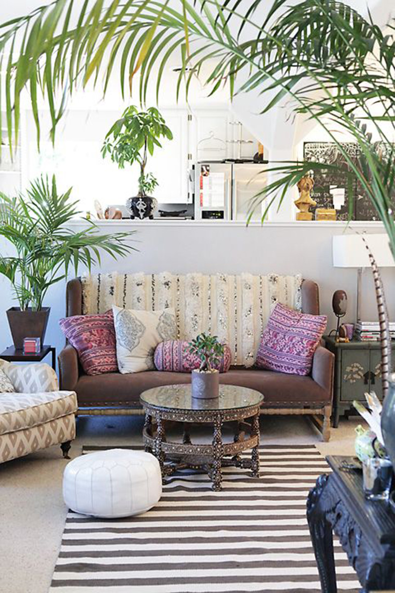 Home Interior Design Ideas: Bohemian Interior Design Trend And Ideas