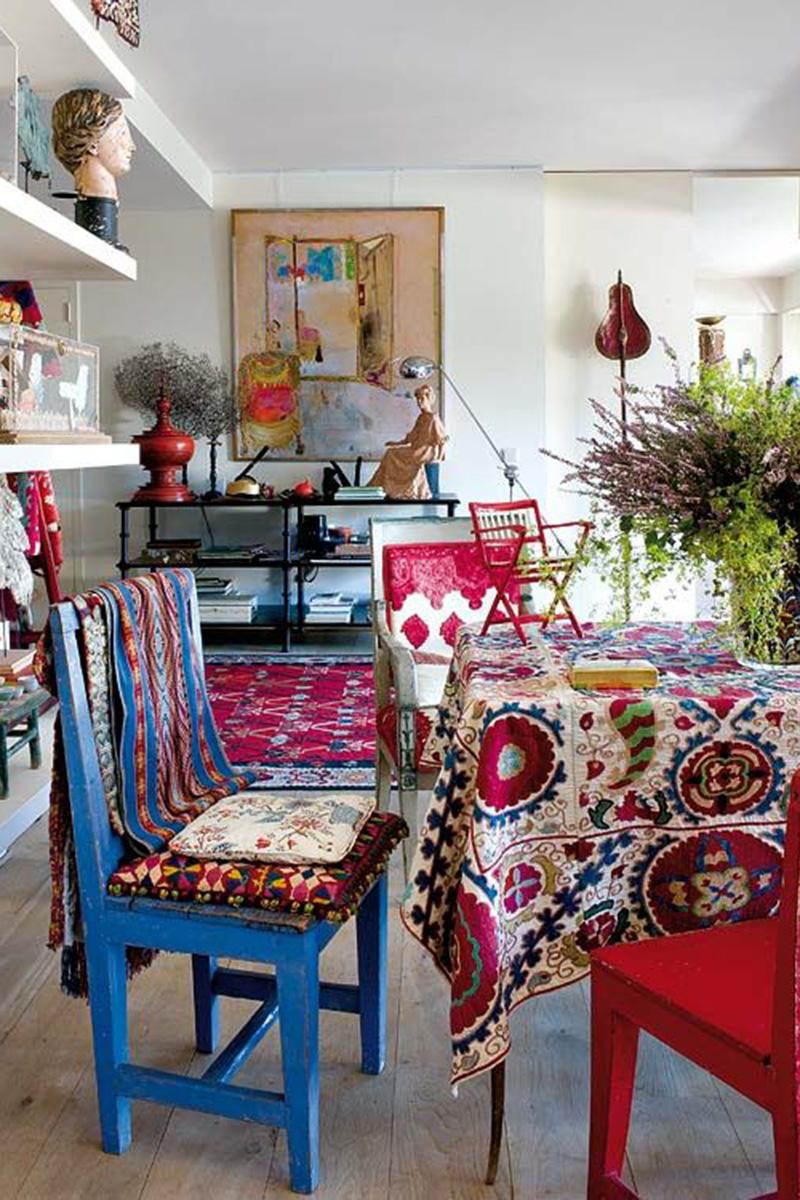 Bohemian Design Ideas design ideas on bohemian home decor ideas bohemian decorating ideas home decorating on home decor Bohemian Interior Design Trend And Ideas Boho Chic Home Decor