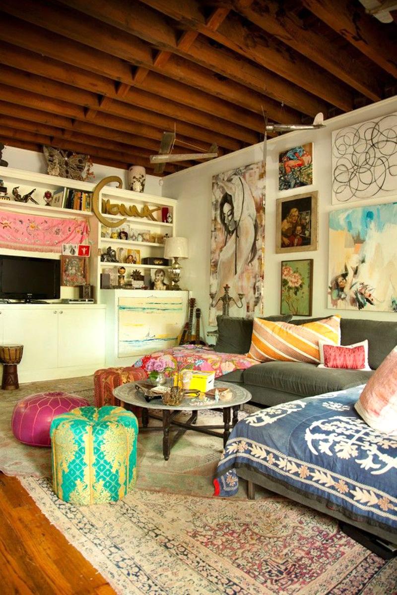 Bohemian Design Ideas bohemian Bohemian Interior Design Trend And Ideas Boho Chic Home Decor