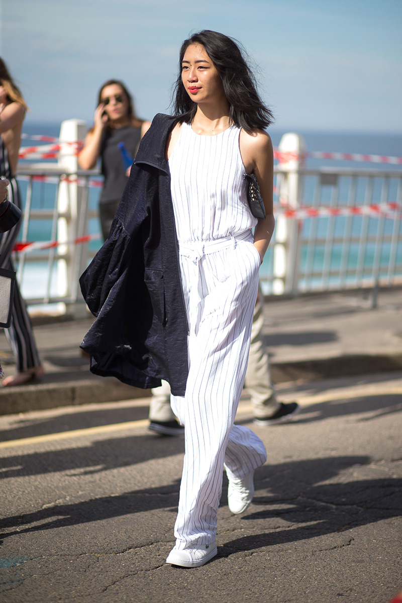 Australian Fashion Week: The Land Down Under: Australian Street Style