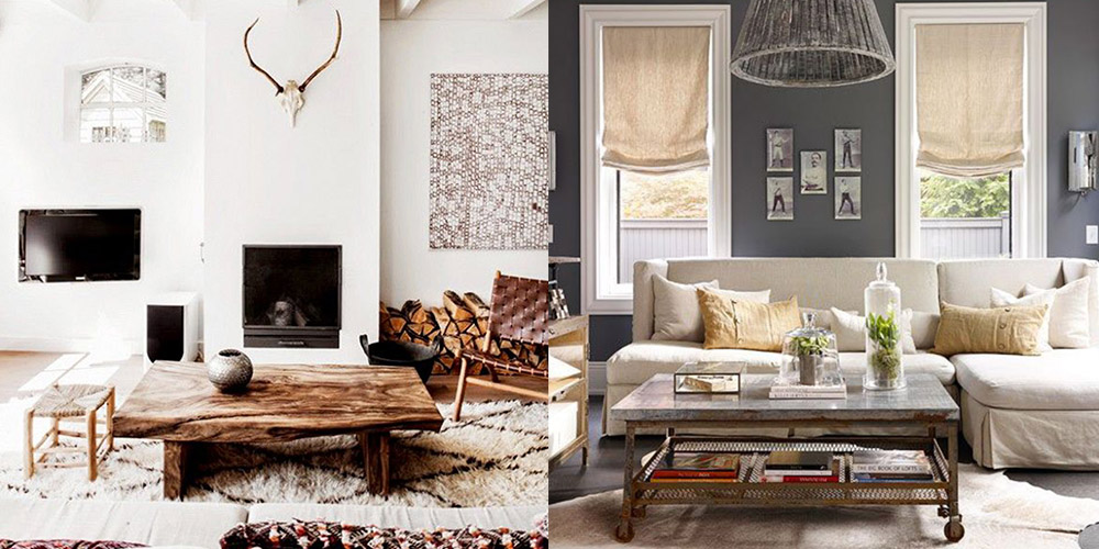 Rustic chic home decor and interior design ideas rustic for Home interior inspiration