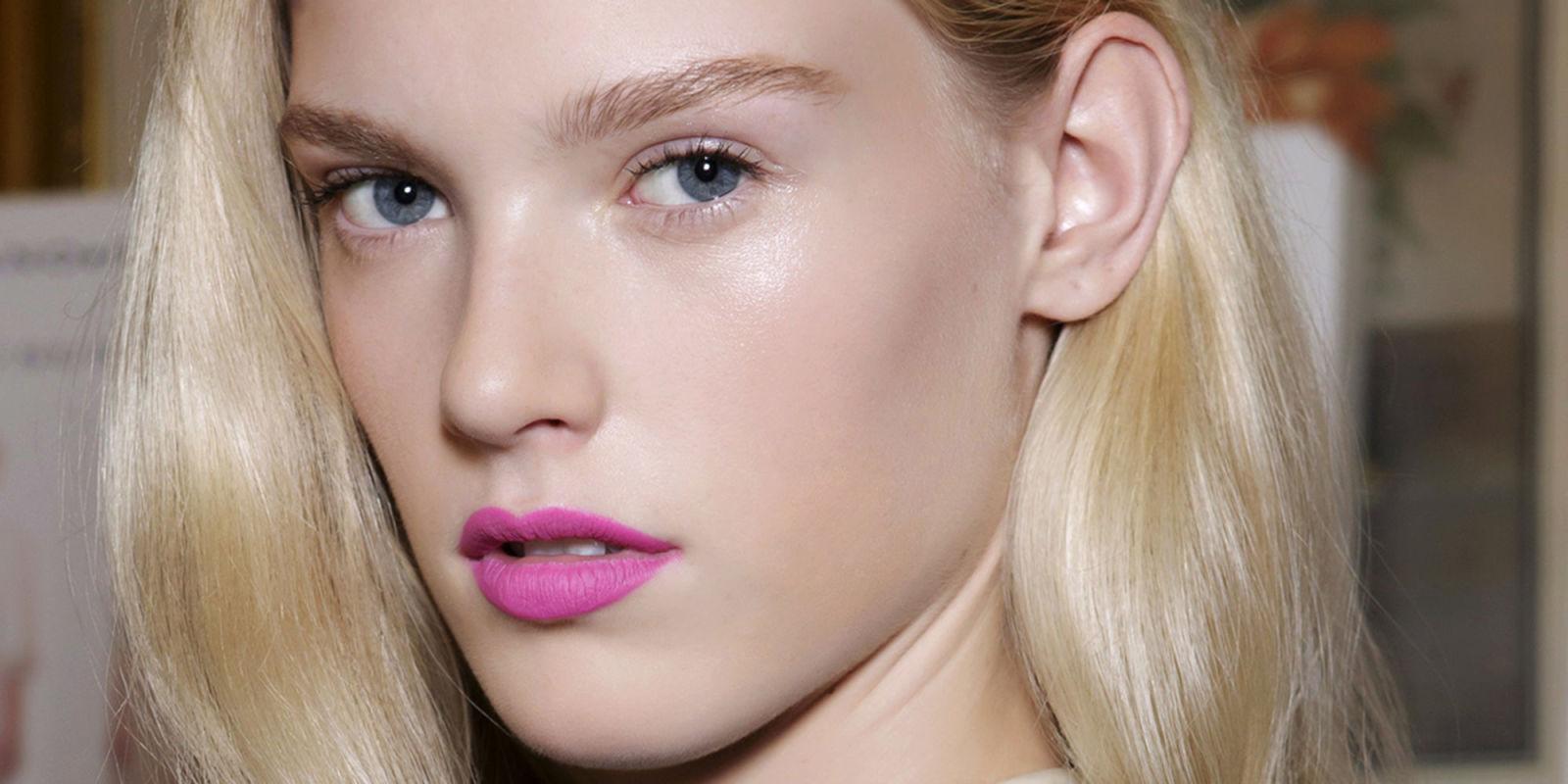 Αποτέλεσμα εικόνας για pink lips spring makeup