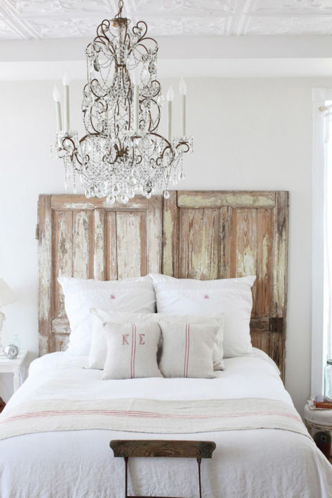 Rustic chic home decor and interior design ideas rustic for Rustic bedroom ideas pinterest