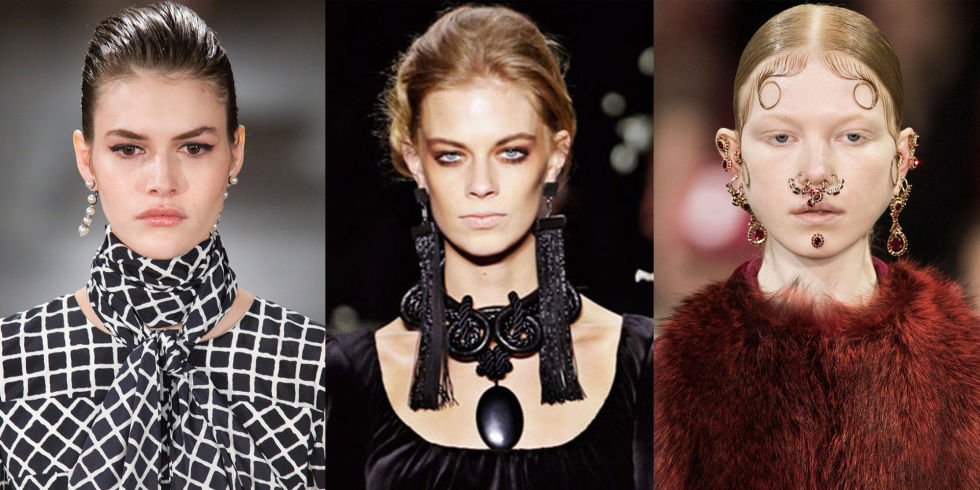 Super Straight From The Runway 2015 Fall Trends To Swear By Hairstyles For Men Maxibearus