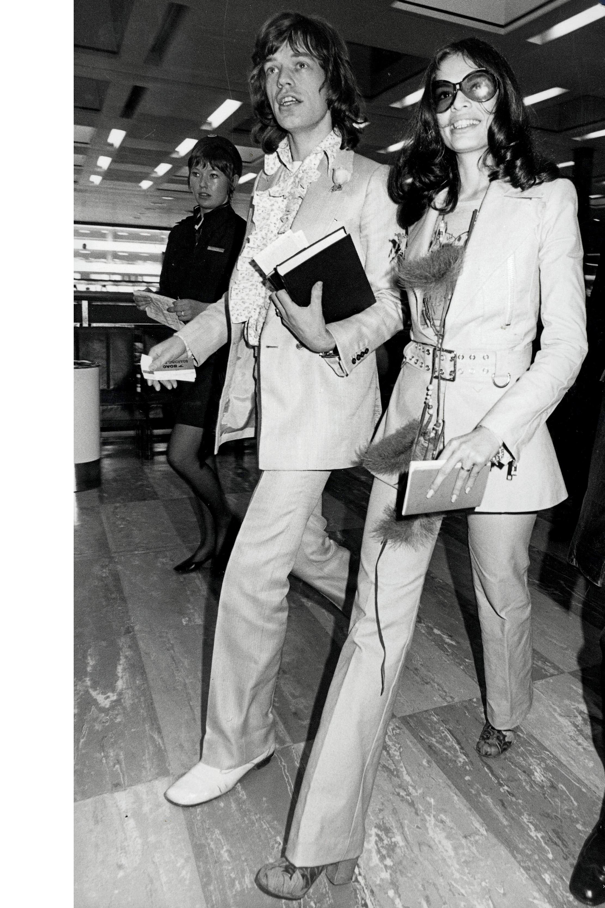 Vintage Photos Of Bianca Jagger 39 S Iconic Style Bianca Jagger 1970s Style