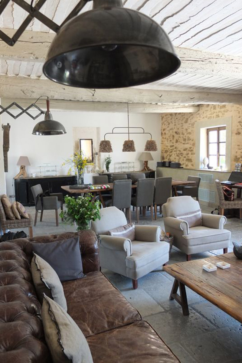 Rustic chic home decor and interior design ideas rustic for Interior design inspiration industrial