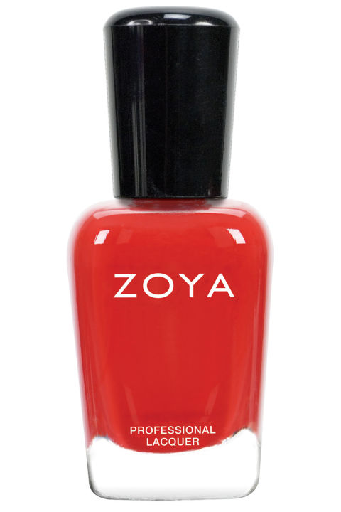 Zoya Nail Polish in Demetria, $9, zoya.com.