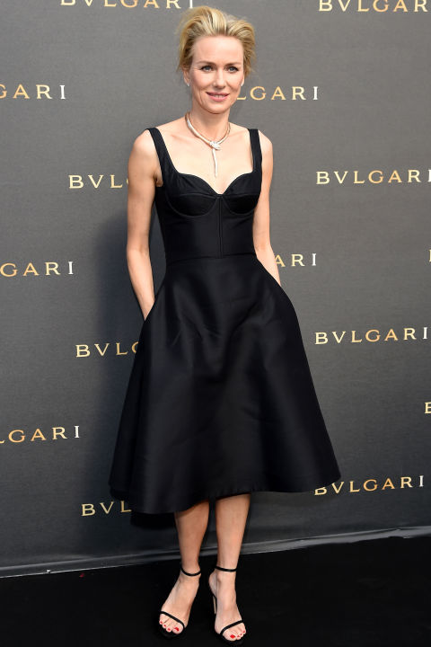Naomi Watts in Bulgari