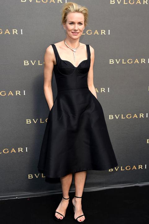 Naomi Watts in Bulgari
