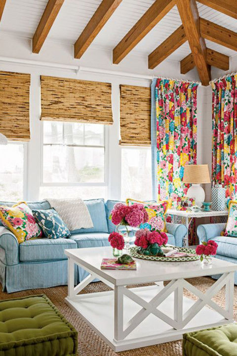 Beach house decor ideas interior design ideas for beach home - Beach cottage decorating ideas ...