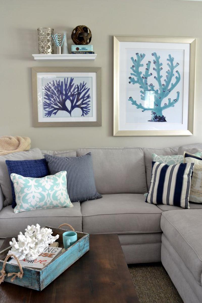 Beach House Decor Ideas Interior Design Ideas For Beach Home - Home decor interior design