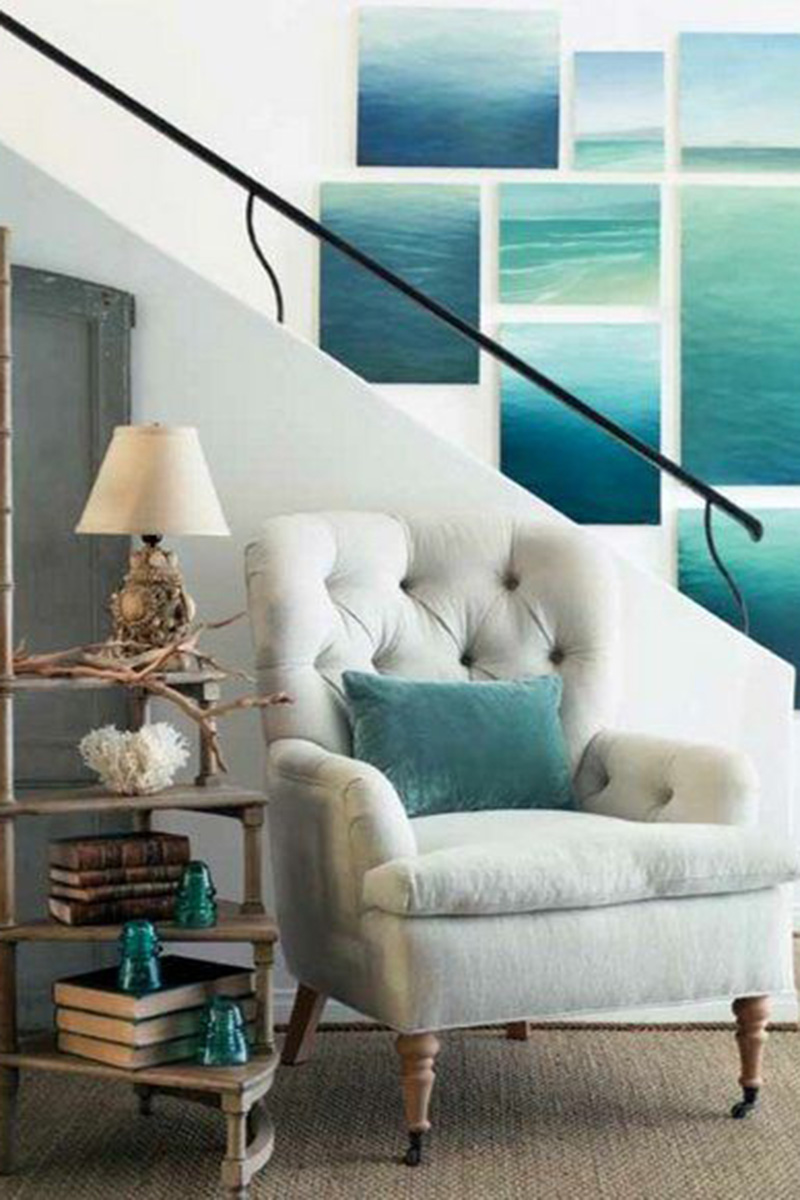 Beach House Decor Ideas - Interior Design Ideas for Beach Home - ^