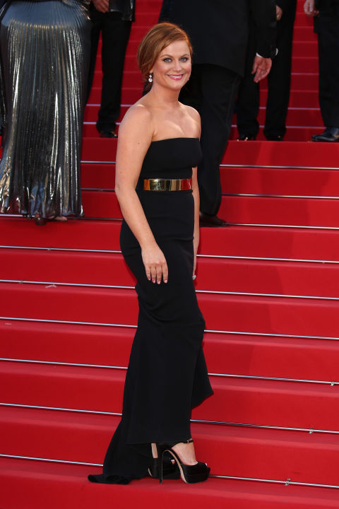Amy Pohler in Stella McCartney