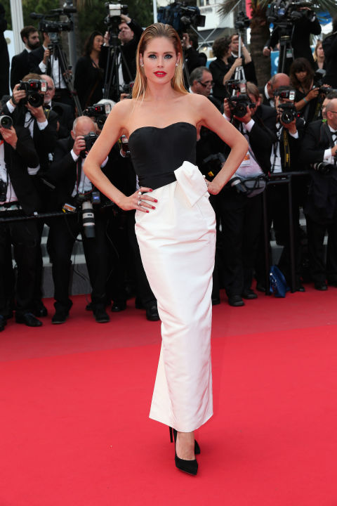 Doutzen Kroes in Dior