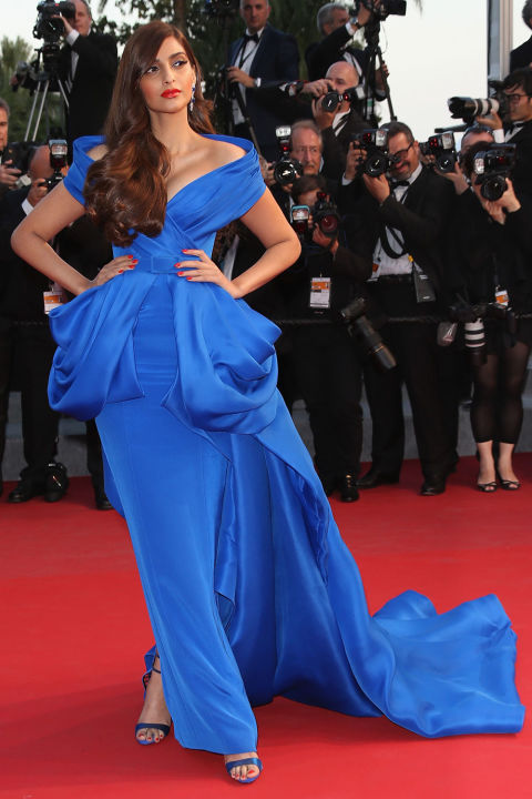 Soonam Kapoor in Ralph & Russo Couture