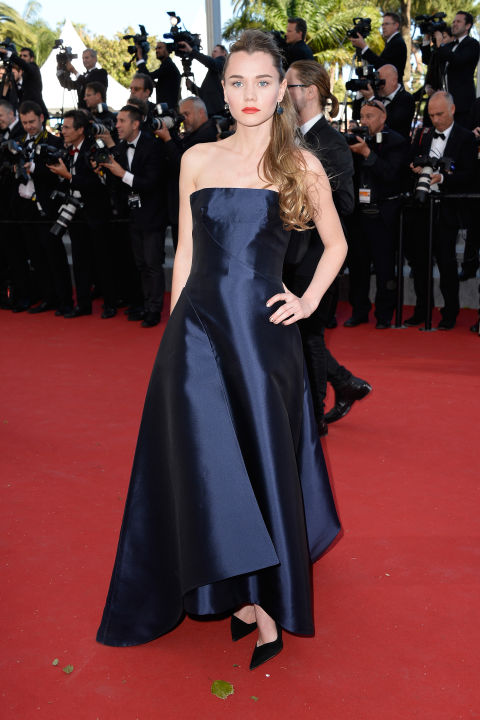 Imogen Waterhouse in Dior