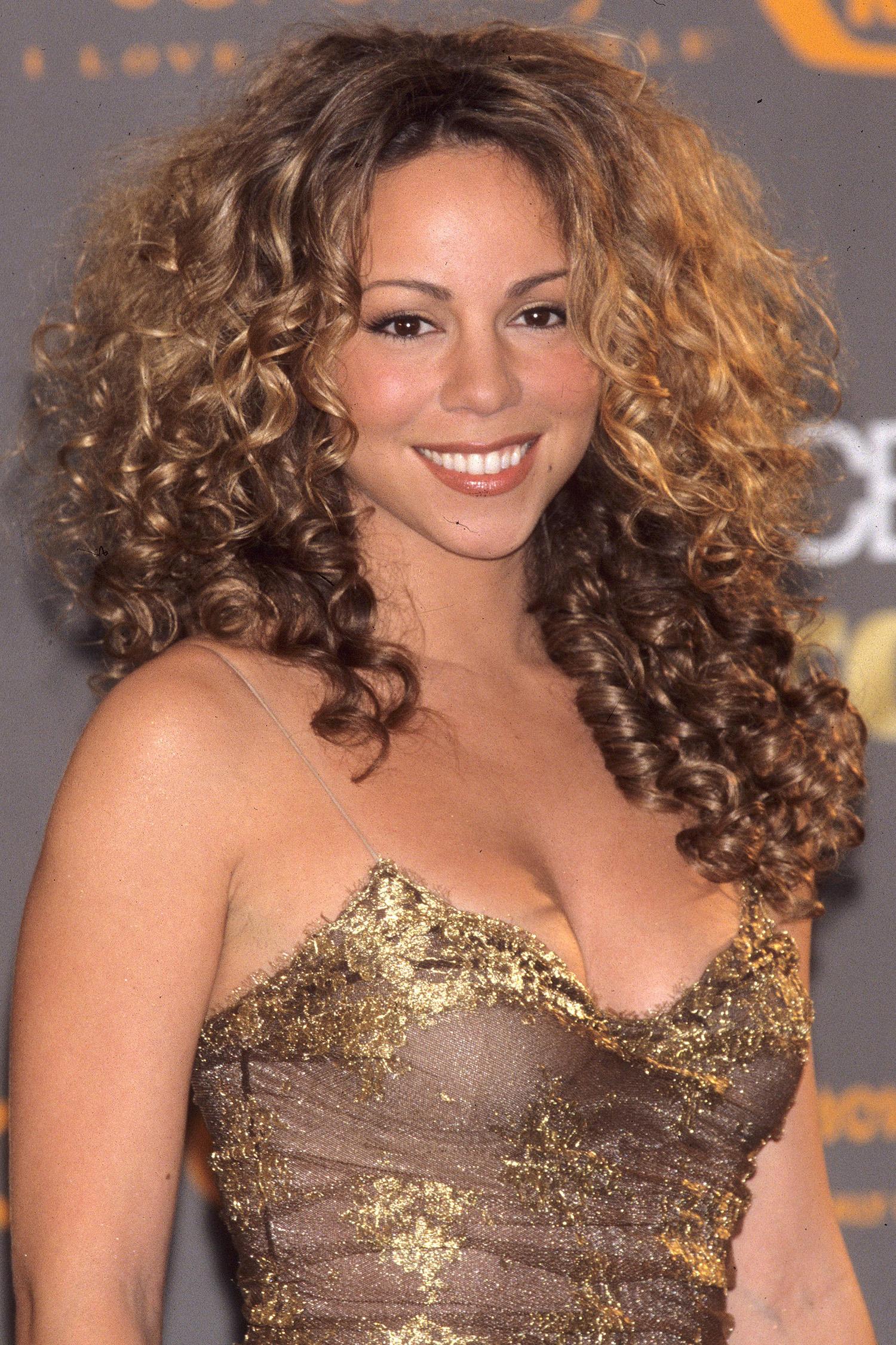 Iconic diva hair big diva hair moments - Mariah carey diva ...